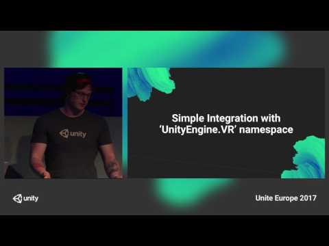 Unite Europe 2017 - VR Techniques, Tips and Tricks