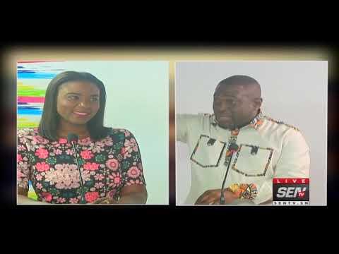 Revue des Titres de Presse avec Fabrice Nguema du Mercredi 2