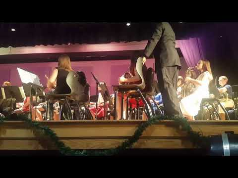 groves middle school christmas 2017