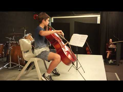 Jett - He's a Pirate (on Cello)