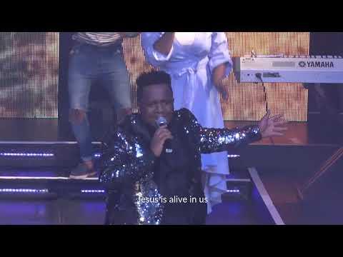 Eben - Joy Unstoppable (Live Concert South Africa)