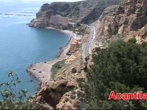 La bah a de el palmer almeria costa del sol youtube for Costa sol almeria