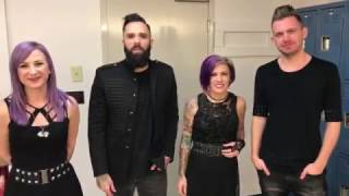 Skillet speak about The Shack Movie soundtrack