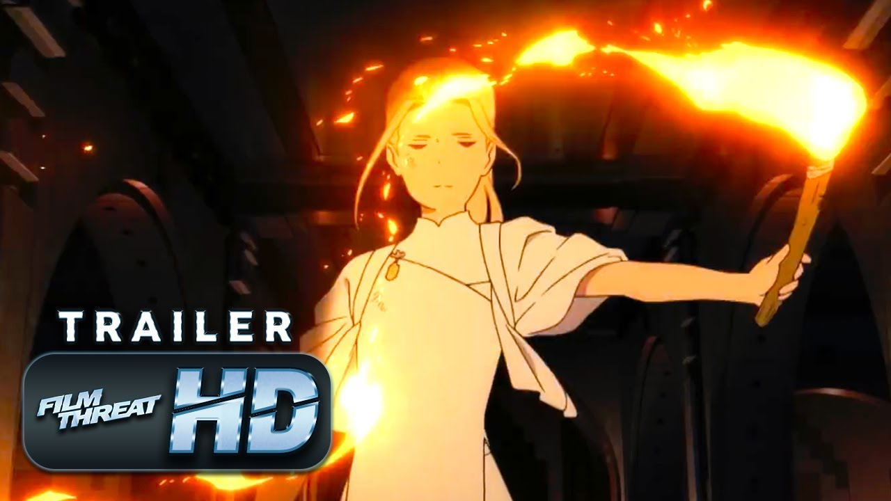 Maquia When The Promised Flower Blooms Official Hd Trailer 2018