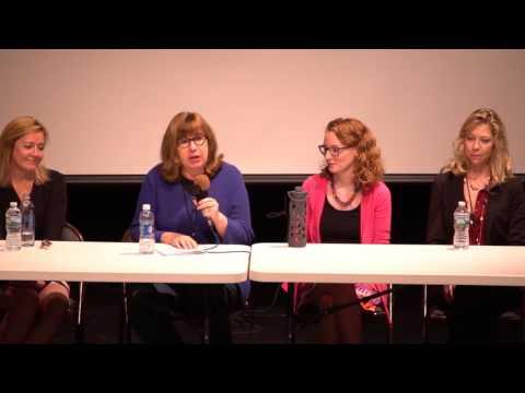 AWA's 2016 Symposium - Panel Discussion - Adventures in New Media