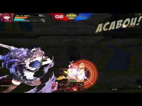 [Elsword] T.Grand Master vs T.Deadly Chaser PvP Match