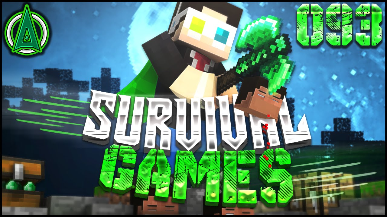 Minecraft Pe Survival Games Episode 93 New Thumbnail Minecraft