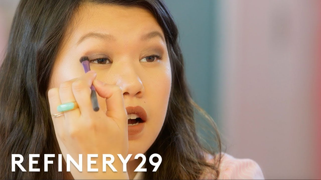How To Apply Mac Spellbinder Magnetic Eyeshadow & Review  Beauty With Mi   Refinery29