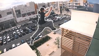 THE WORLD'S BEST PARKOUR AND FREERUNNING 2018