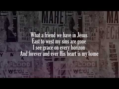 Matt Maher - What a Friend (With Lyric Video)