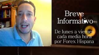 Breve informativo - Noticias Forex  del 5 de Julio 2018