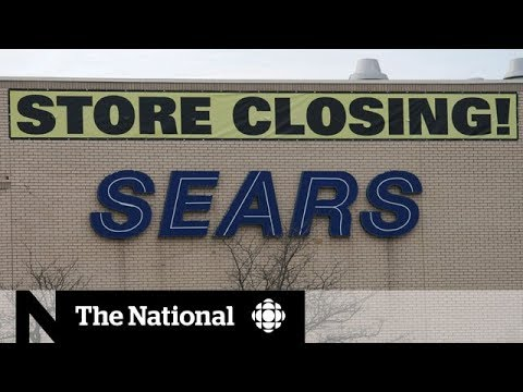 Final Christmas For Sears In Canada