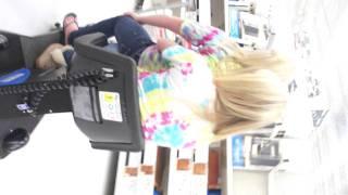 Hannah Mize & Erica Englebert @ Walmart VI