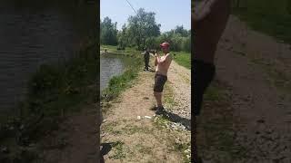 рыбалка в кокино сом ч1