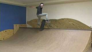 The Best Mini Ramp Skateboarding