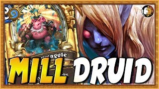Hearthstone: Rank 4 To 3 - Togwaggle Mill Druid
