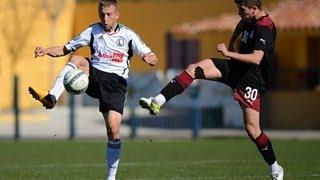 Skrót meczu Rapid Bukareszt - Legia Warszawa