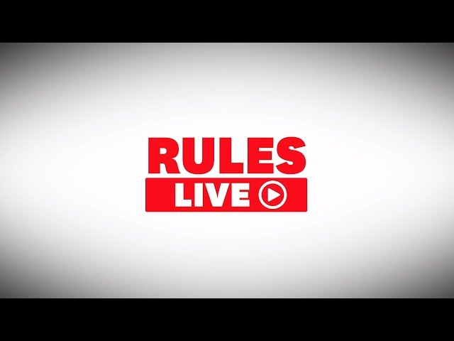 Rules Live - Special U.S. Open Edition  - Buy American
