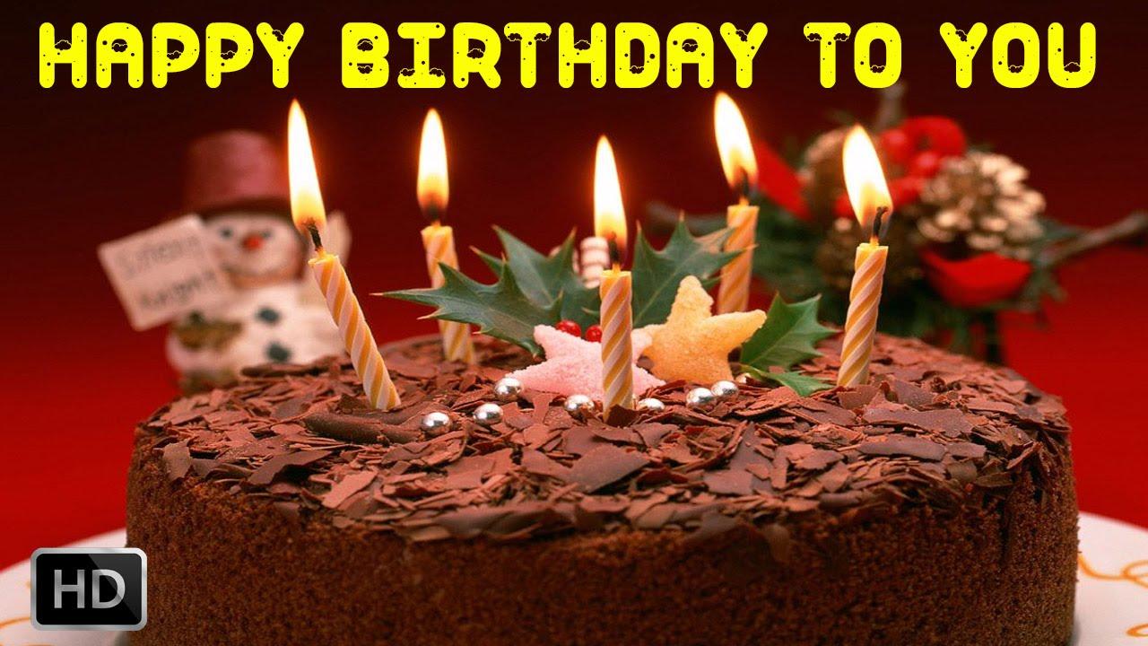 Happy Birthday To Yourthday Song Youtube