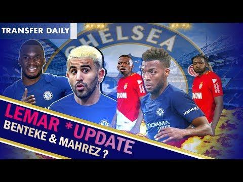 Chelsea Transfer News || Lemar Chelsea In?  Musonda & Michy Out? ||  Chelsea January Transfer Moves!