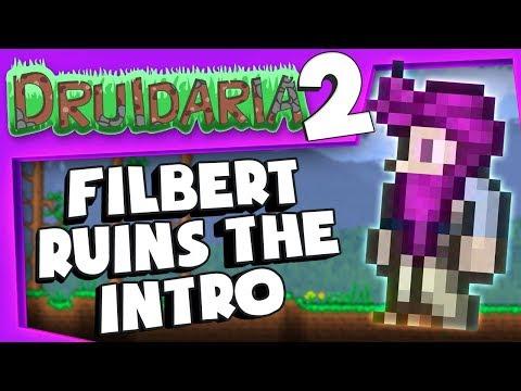 Terraria Season 2 #39 - Filbert Ruins The Intro