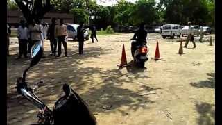Lucknow RTO Fraud Driving Test