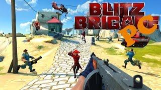 Blitz Brigade PC Gameplay #1