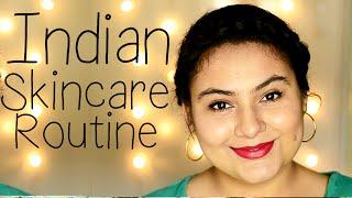 Indian Skin care routine {Delhi fashion blogger}