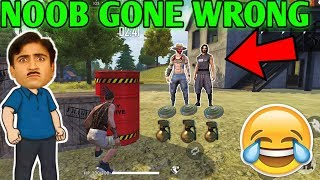 Free Fire Best Funny Moments Ever ???????????? #Part 12 |HINDI| JORAWAR GAMING