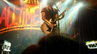 All Time low-Therapy | Melkweg Amsterdam 28'08'12