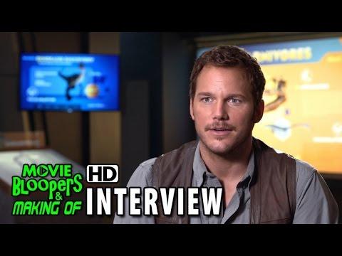 Jurassic World (2015) Behind the Scenes Movie Interview - Chris Pratt 'Owen'