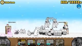 The Battle Cats !  Stories of Legend  Catnip Dream