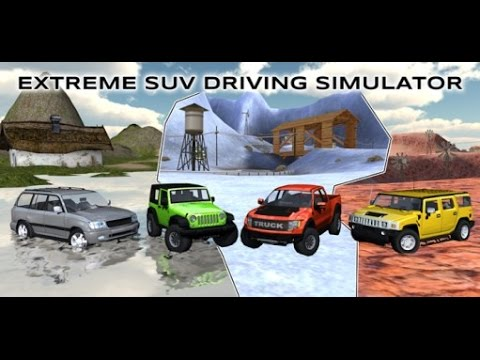 Extreme Suv Driving Simulator Mod Apk Youtube