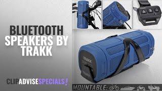 Top 5 Trakk Bluetooth Speakers [2018]: TRAKK ACTIV Bluetooth Bike Speaker - 30 Hours Playtime, 16W