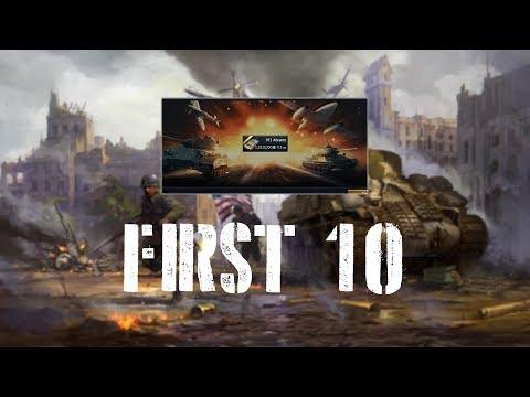 War Thunder First 10 - M1 Abrams
