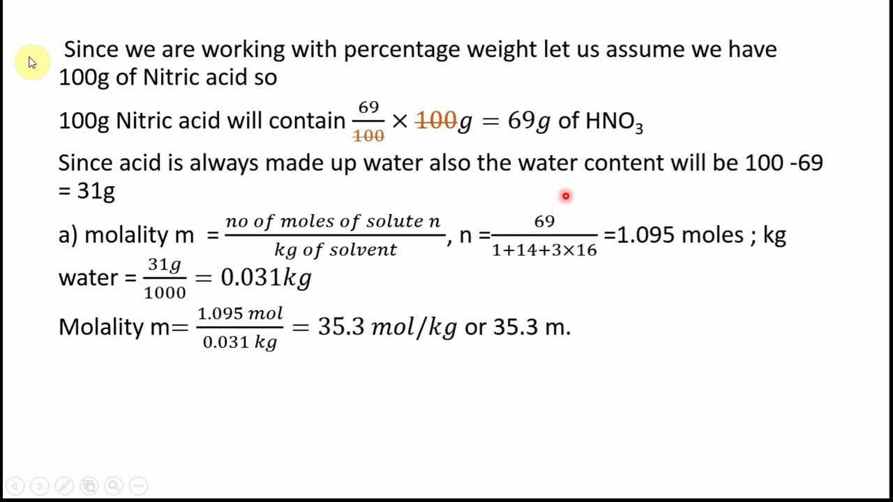 molarity vs density The density, porosity, compressive strength and thermal conductivity (tc) were  determined in general, the naoh molarity has a significant effect on the.