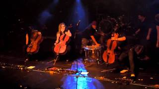 Apocalyptica - Beautiful & Sacra Live @ Regency Ballroom 9.9.10