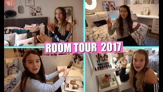 ROOM TOUR 2017! | GIRLYS BLOG