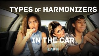 Types of Harmonizers in the Car