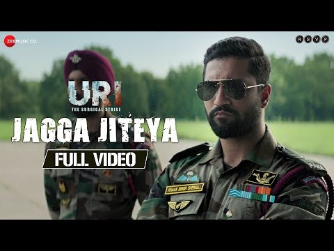 Jagga Jiteya Lyrics from URI (2019) | Bollywood Lyrica