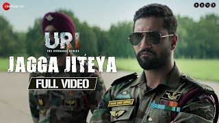 Gambar cover Jagga Jiteya - Full Video | URI | Vicky Kaushal & Yami Gautam | Daler Mehndi, Dee MC & Shashwat S