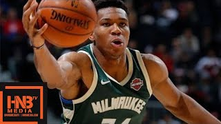 Milwaukee Bucks vs Sacramento Kings 1st Qtr Highlights / Week 7 / 2017 NBA Season