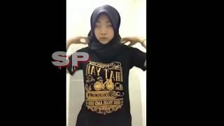 Cewex SMA Hijab Buka Baju Dikamar Mandi#1