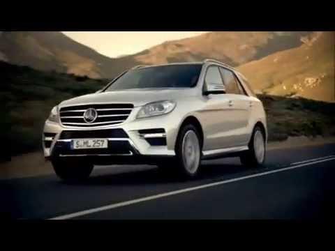Nuevo Mercedes Benz ML Y GLK 2013