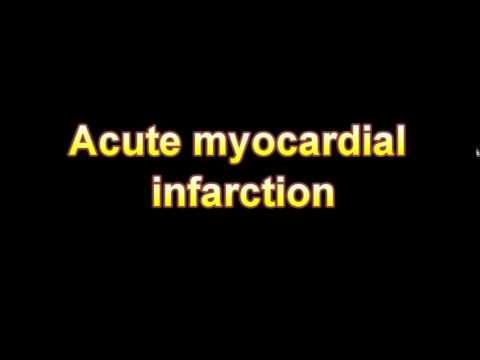 myocardial infarction histology dating