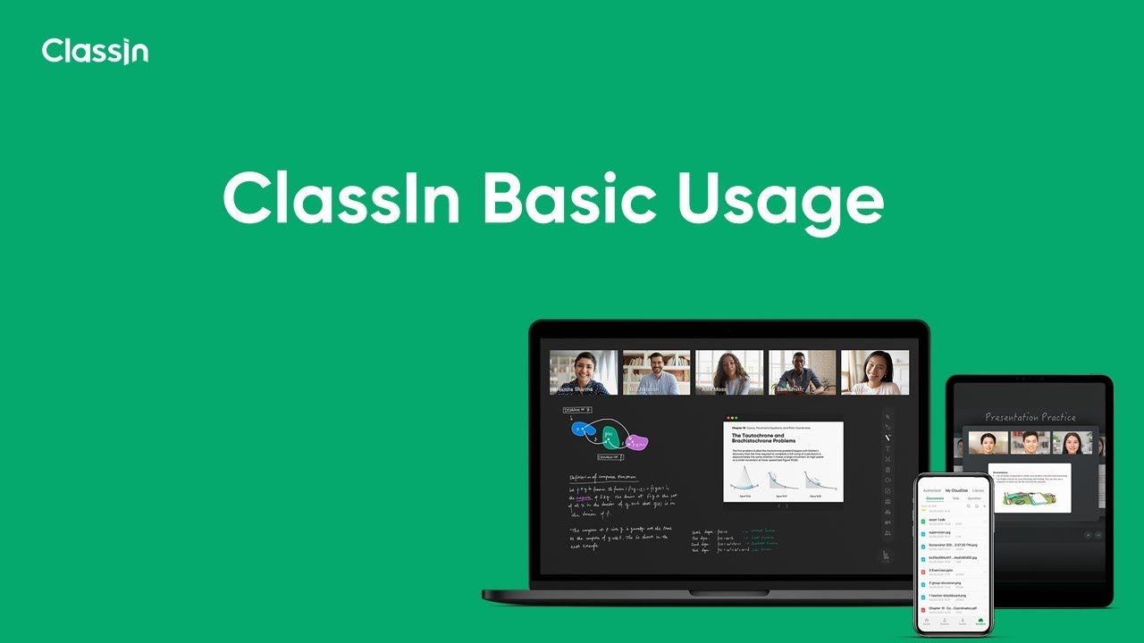 How to use ClassIn