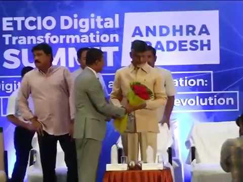 Sunrise Andhra Pradesh || DIGITAL TRANSFORMATION SUMMIT VIZAG || Digital Summit-2016