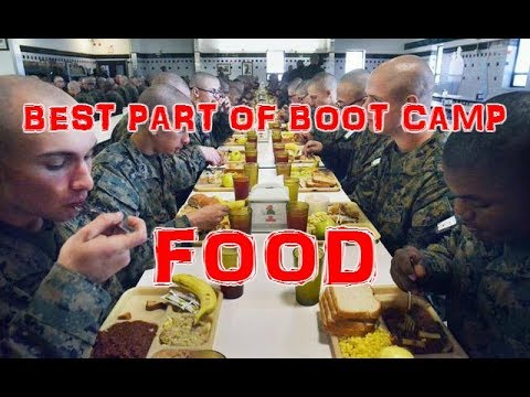 Chow In Boot Camp?!