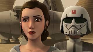 Звёздные войны: Повстанцы - Принцесса на Лотале - Star Wars (Сезон 2, Серия 12)