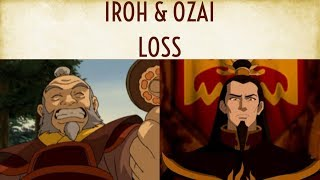 Avatar The Last Airbender - Iroh & Ozai: Loss